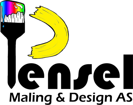 Logo til Pensel & design